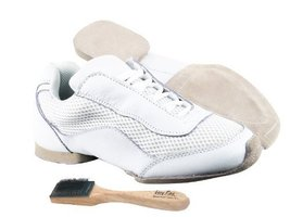 Ladies Women Men Ballroom Dance Sneakers from Very Fine 007 White (14 (US Wom... - $59.95
