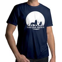 *NEW* Hakuna Matata Simba Timon Pumbaa Disney Lion King T-Shirt Tee Size MEDIUM - $18.00