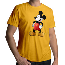 *NEW* Original Mickey Mouse Colored Retro Classic Cool Disney T-Shirt Tee LARGE - $18.00