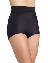 Rago Women's Plus-Size Hi Waist Panty Brief, Black, 4X-Large (38) - $21.78
