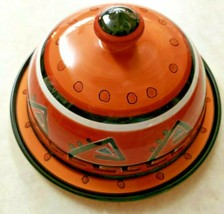 Tabletop Unlimited Hopi Covered Server Very Nice - $37.40