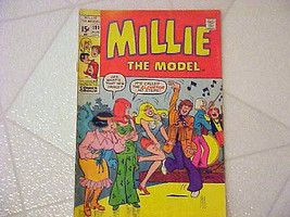 Vintage Marvel Comics Millie The Model # 191 Comic Book 1971 - $10.40