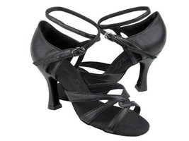 "Ladies Women Ballroom Dance Shoes from Very Fine C1658 Series 3"" Heel (4.5, B... - $75.95"