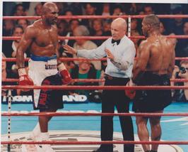 Mike Tyson Evander Holyfield H Vintage 16X20 Color Boxing Memorabilia Photo - $29.95