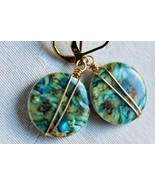 Seaside Mother Of Pearl Earrings - $19.00