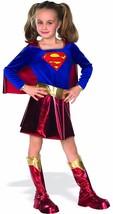 Rubie's de Luxe Enfants Supergirl Déguisement Super Héros Dc Comics Cape - $34.12