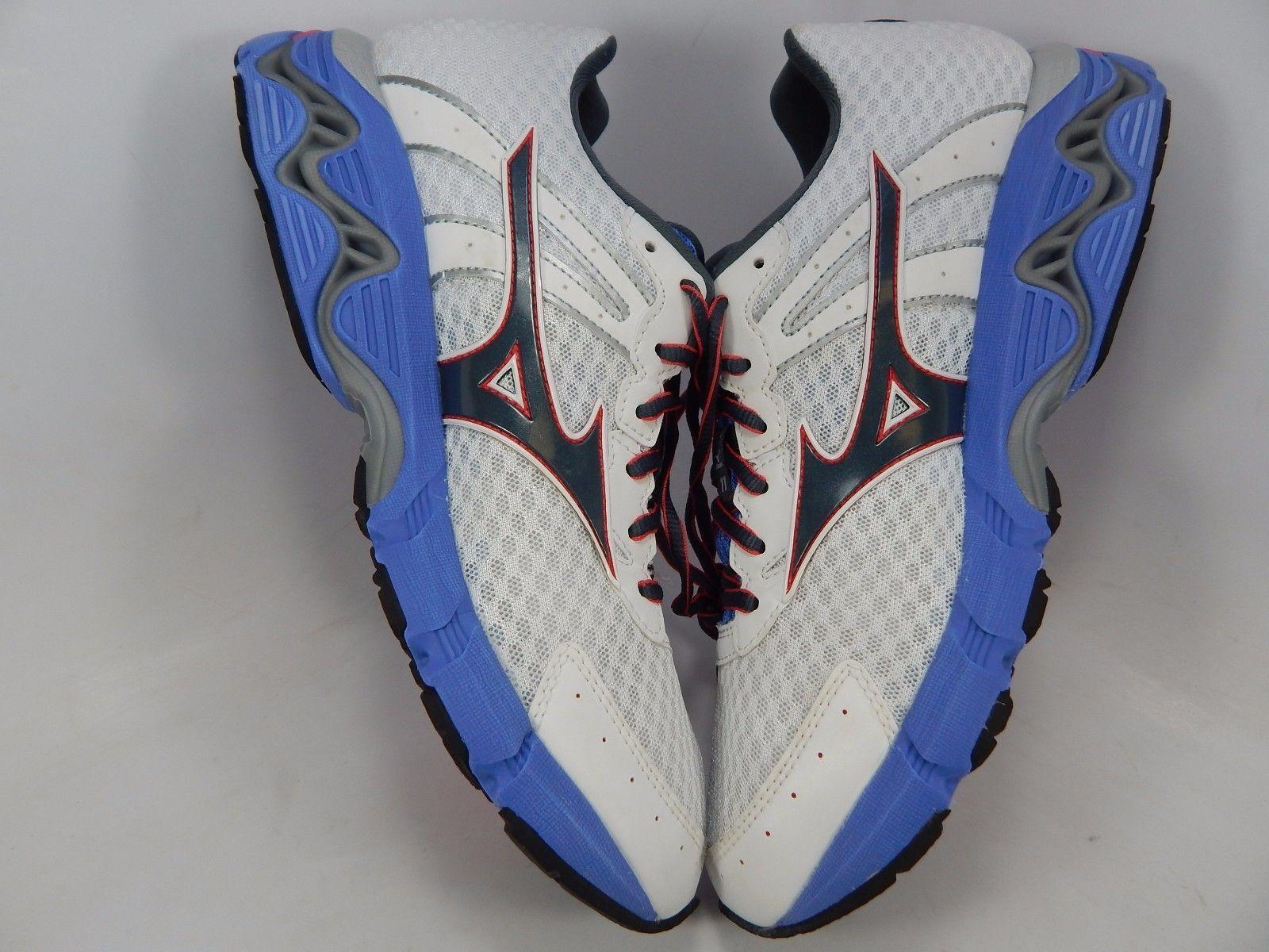 Mizuno Wave Inspire 11 Women's Running Shoes Size US 10 M (B) EU 41 White Purple