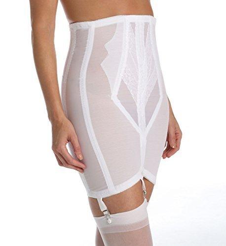 0a5c042e870 Rago Women s Plus-Size High Waist Open Bottom Girdle with Zipper