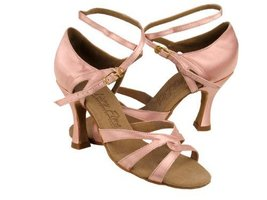 "Ladies Women Ballroom Dance Shoes from Very Fine C1658 Series 3"" Heel (9... - $75.95"