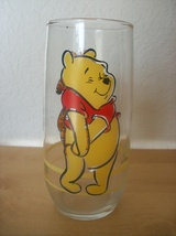 Disney Winnie the Pooh and Tigger Glass  - $16.00