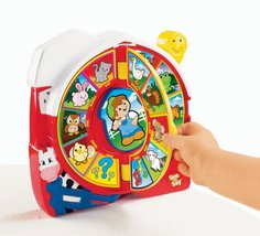 Lovely Kids Fisher-Price See 'N Say Farmer Says image 2