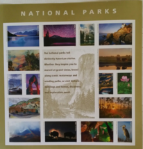 American National Parks 100 Years 2016 First Class (USPS)  FOREVER Stamp... - $14.95
