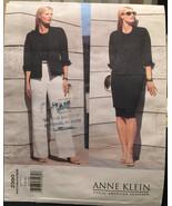Vogue 2390 American Designer Anne Klein Misses Misses Petite Jacket,Skir... - $10.00