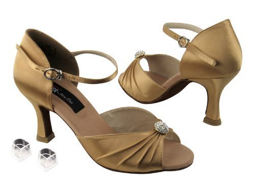 "Primary image for Ladies Women Ballroom Dance Shoes from Very Fine CD2178 with HP 2.5"" Heel (5,..."