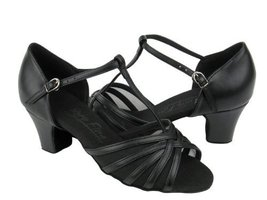 "Ladies Women Ballroom Dance Shoes from Very Fine C16612 Series 1.6"" Cuban Hee... - $75.95"