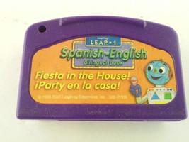 Leap Frog LeapPad Leap 1 Spanish-English Bilingual Book Cartridge - $12.60
