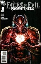 Faces of Evil Prometheus #1 [Comic] [Jan 01, 2009] DC - $2.84