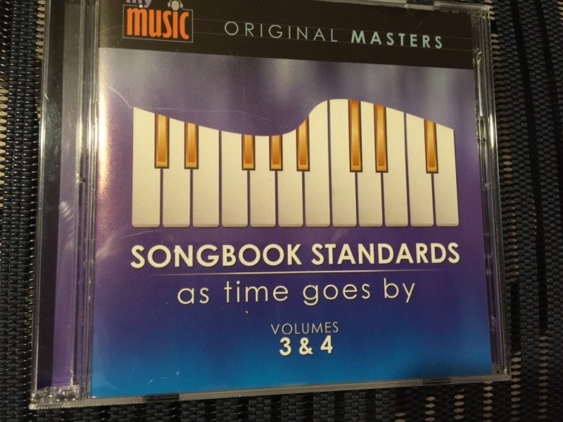 Songbook Standards - Wonderful American standards sung by original artists