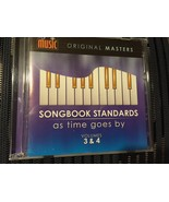 Songbook Standards - Wonderful American standards sung by original artists - $15.00