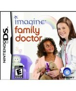 Nintendo Ds Imagine Family Doctor Game in Case - $13.99