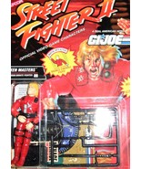 G. I. Joe - Street Fighter II - Ken Masters  - $15.00