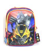 "NEW Transformers 3D FX Hollogram Bumblebee/Optimus Prime 16"" Backpack/Ba... - $34.99"