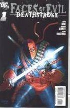 Faces of Evil Deathstroke #1 [Comic] [Jan 01, 2009] DC - $3.42