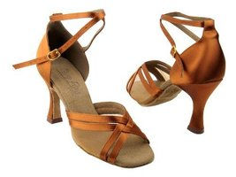 "Ladies Women Ballroom Dance Shoes from Very Fine C5017 Series 2.5"" Heel (8.5,... - $75.95"
