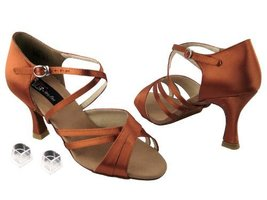 "Ladies Women Ballroom Dance Shoes from Very Fine CD2003 Series 2.5"" Heel (7, ... - $79.95"