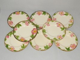 Franciscan Desert Rose Bread Plates Set of 8 Pottery Dinnerware Made in ... - $30.00
