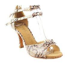 "Very Fine Ladies Women Ballroom Dance Shoes EKSA7005 Cobra 2.5"" Heel (9M) - $65.95"