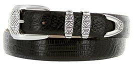 "Napa Men's Italian Calfskin Leather Designer Dress Golf Belt 1-1/8"" Wide (36,... - $37.61"