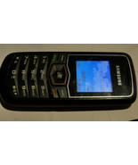 Samsung GT-E1081T Black & Red  Factory Unlocked Perfect Working Order  - $15.31