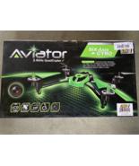 Aviator 2.4GHz QuadCopter - $25.00