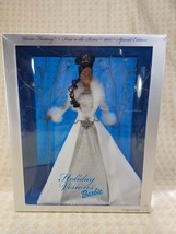 Barbie 2003 Winter Fantasy Holiday Visions 1st Edition African American AA - $39.99