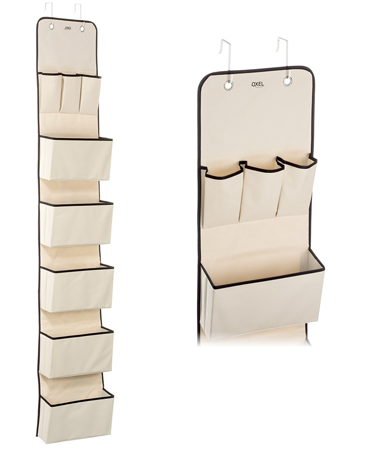 Over The Door Hanging Wall Organizer With 8 And 35 Similar Items