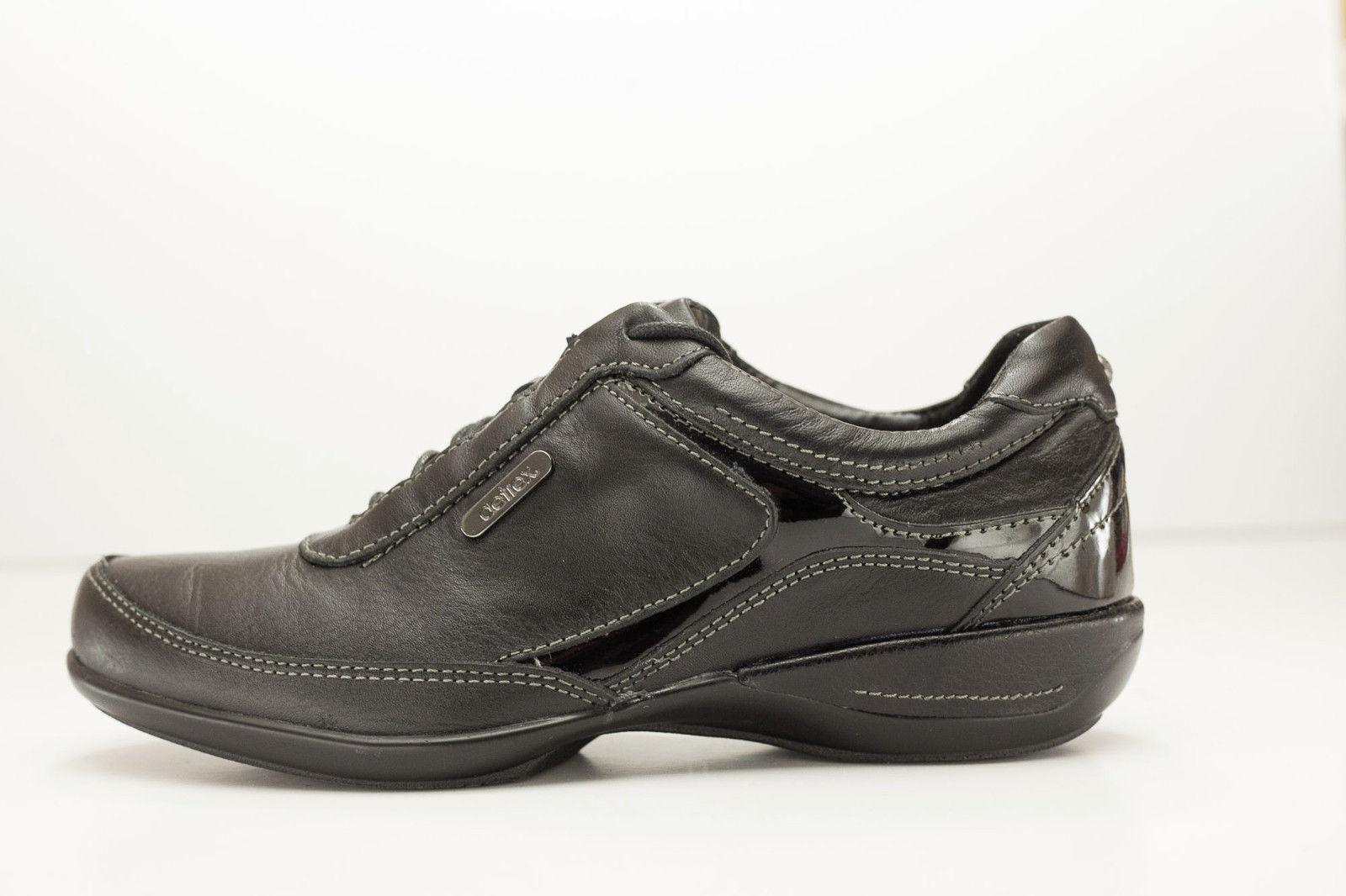 Aetrex Holly 6 Black Women's Shoes EU 37