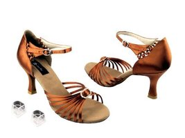 "Ladies Women Ballroom Dance Shoes from Very Fine CD2043 Series 2.5"" Heel... - $79.95"