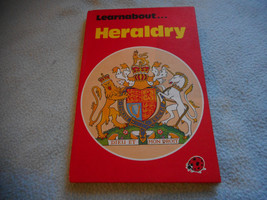 1974  Ladybird Book Learn About Heraldry  series 634 - $7.94
