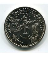 PORTUGAL 1995 200 Escudos Coin UNC - ILHAS DE S... - £7.55 GBP