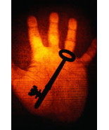 Mystical Key Holding an Ancient Genie- Own a Genie!  - $7.53
