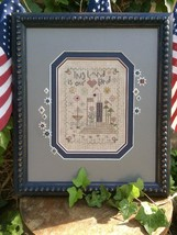 This Land kit patriotic cross stitch kit Shepherd's Bush - $36.00