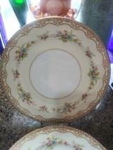 Noritake Sherwood 10 Inch Dinner Plates Check Photos - $32.62