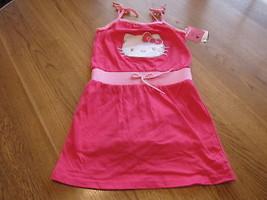 Girls Hello Kitty Romper Dress 4 CER NWT HK59056 NEW ^^ - $34.62