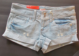 Mossimo Supply Co Womens Short Lowest Rise Shorts Size 7 NWT - $15.99