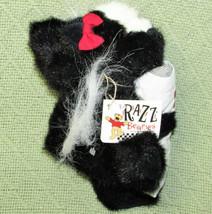 "BOYDS BEARS RAZZ BEARIES Skunk MORNING STINKS Pillow I B Snoozin 8"" 9032... - $14.85"
