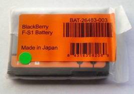 New OEM Blackberry Battery F-S1 9800 Torch BAT-26483-003 - $11.87