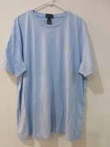 Ralph Lauren Mens Lt Blue Short Sleeve T-shirt Size XL NWT - $19.99