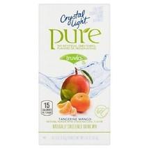 Crystal Light Pure Tangerine Mango Drink Mix - $8.76