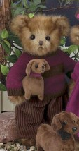 "Bearington Bears ""Max & Moxey""  14"" Plush Bear- #179946- NWT- 2013 - $39.99"